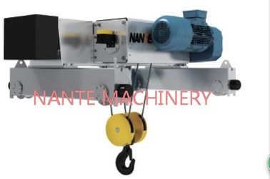 NHA - D 5 Tons Industrial Low Headroom Electric Hoist With Wire Rope
