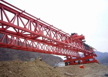 Chiny Beam Launcher for Set up highway bridge, conventional railway bridge, passenger railway bridge fabryka