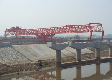 Chiny JQG280t-55m Beam Launcher gantry crane for highway fabryka